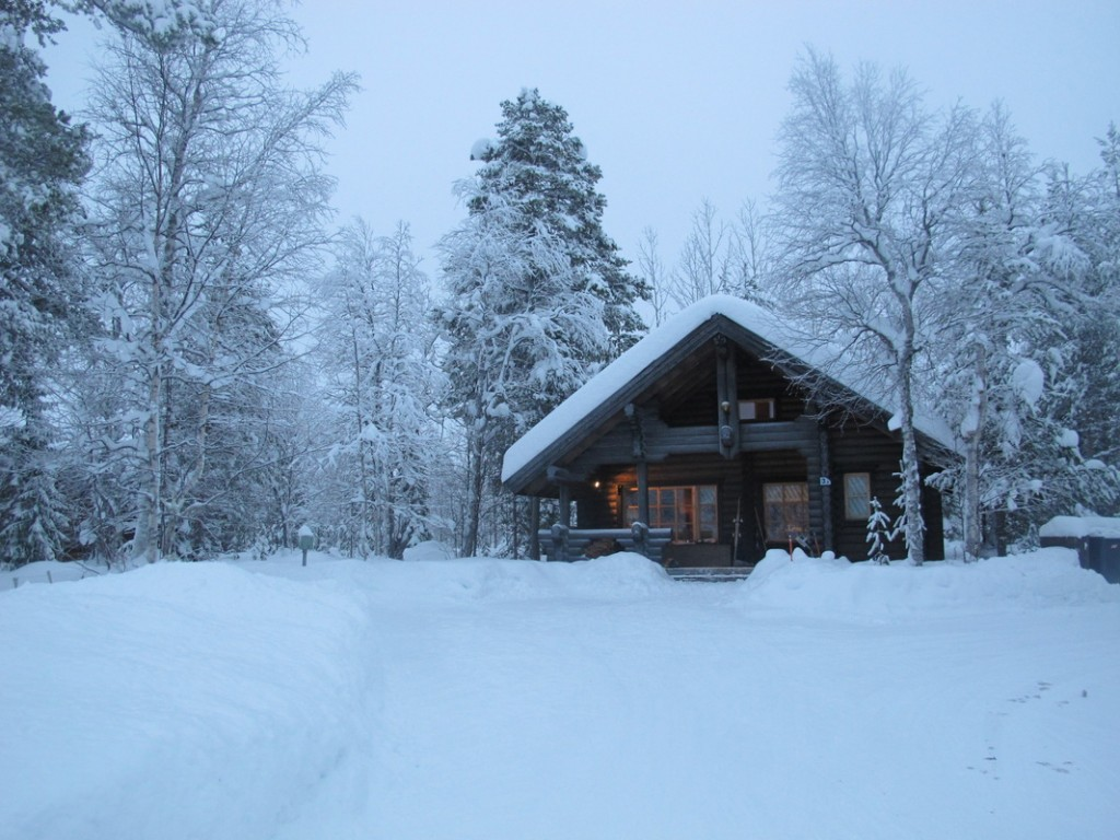Cosy holiday home awaits in Lapland